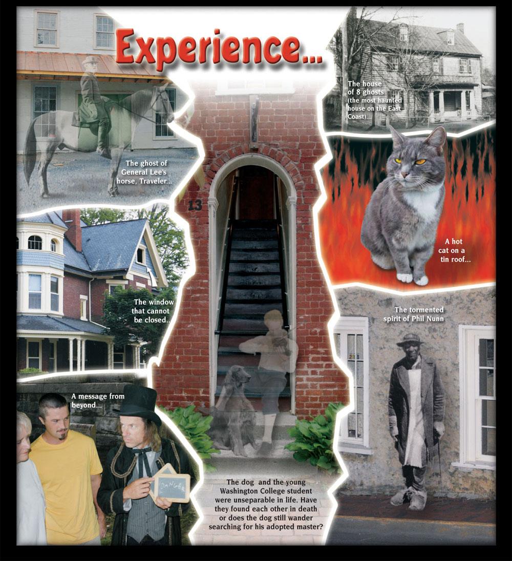 Haunting Tales - Lexington's Ghost Tour